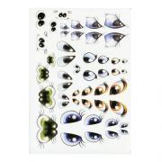 Глазки Renkalik 20x30 см