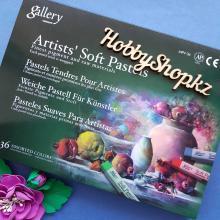 Пастель художественная мягкая Mungyo Gallery (36 цветов)