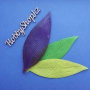 Молд лист Лилии