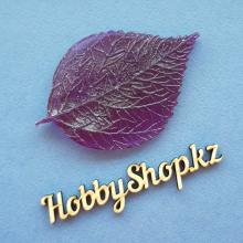 Молд лист Гибискуса