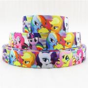 Лента репсовая My Little Pony 1,8см
